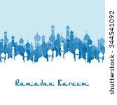 Islamic Ramadan Mubarak Art...