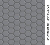 Hex Tile Pattern Seamless...