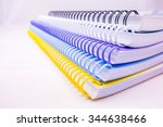 Colorful Ring Of Notebook...