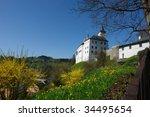 Rozmberk Nad Vltavou Castle