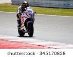 misano adriatico  italy   june... | Shutterstock . vector #345170828