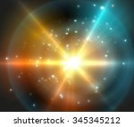 abstract defocused vector...