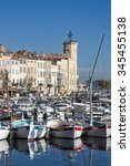 la ciotat  france   november ... | Shutterstock . vector #345455138