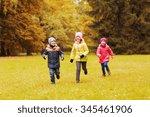 Autumn  Childhood  Leisure And...