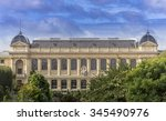 the national museum of natural... | Shutterstock . vector #345490976