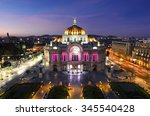 mexico city  mexico   october... | Shutterstock . vector #345540428