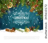 Christmas Things - Christmas Vector Graphics Art