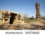 Inside The Chittorgarh Fort...