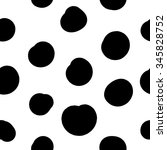 vector illustration of seamless ... | Shutterstock .eps vector #345828752