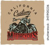 California Custom Motorcycles...