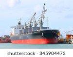 port louis  mauritius island  ... | Shutterstock . vector #345904472