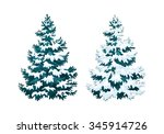 realistic vector illustration... | Shutterstock .eps vector #345914726