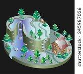 vector illustration of... | Shutterstock .eps vector #345987026
