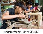 bac ninh  vietnam   sep 12 ... | Shutterstock . vector #346038332