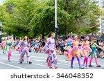 auckland  new zealand  29 the... | Shutterstock . vector #346048352