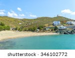 The Aegean Sea In One Of The...