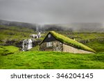 Historic Stone House With Turf...