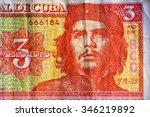 Постер, плакат: Portrait of Ernesto Che