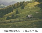 Carpathian Mountains Summer...