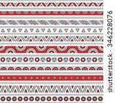 seamless pattern background for ... | Shutterstock .eps vector #346228076