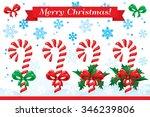 vector eps 10. christmas... | Shutterstock .eps vector #346239806