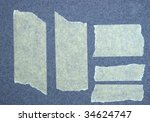 adhesive tape | Shutterstock . vector #34624747