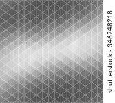 abstract dark grey color tones  ... | Shutterstock .eps vector #346248218