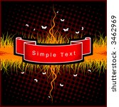 banner  vector  | Shutterstock .eps vector #3462969