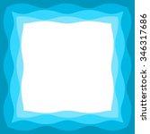 The Blue Frame. Blue Frame Wit...
