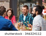leisure  food and drinks ... | Shutterstock . vector #346324112