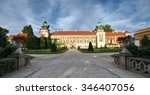 Baroque Style Castle In Lancut...