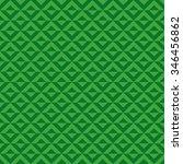 seamless green and white op art ... | Shutterstock .eps vector #346456862