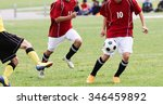 football soccer   Shutterstock . vector #346459892