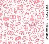 seamless pattern background... | Shutterstock . vector #346591556