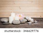 massage stones | Shutterstock . vector #346629776