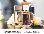 perfumery | Shutterstock . vector #346635818