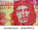 Постер, плакат: Cuban national hero Ernesto