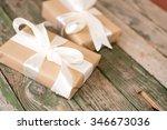 gift boxes.   Shutterstock . vector #346673036