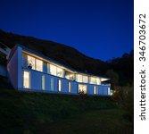 Beautiful Modern House By Nigh...