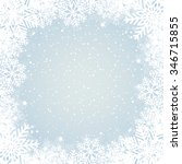 winter background | Shutterstock .eps vector #346715855
