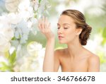 beauty  aroma  people and body... | Shutterstock . vector #346766678