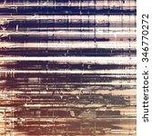 old  grunge background texture. ...   Shutterstock . vector #346770272