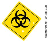 biological sign | Shutterstock .eps vector #34681768