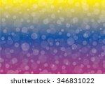 coloured splash | Shutterstock .eps vector #346831022