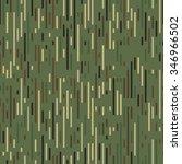 digital camouflage vector... | Shutterstock .eps vector #346966502