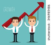business profits growth graphic