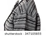 a woman girl  female  wearing... | Shutterstock . vector #347105855
