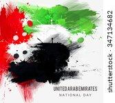 vector illustration of united... | Shutterstock .eps vector #347134682