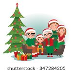 cartoon illustration of a... | Shutterstock . vector #347284205