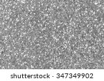 silver glitter sparkle.... | Shutterstock . vector #347349902
